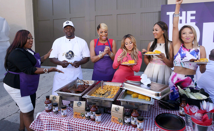 Try Bobby Brown's Finger-Lickin' Good Ribs