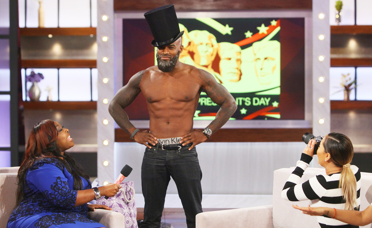 Tyson Beckford's Sexiest Moments in GIFs