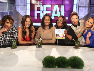 Garcelle Beauvais Joins the Daytime Party!