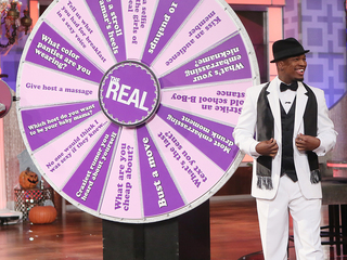 It's a REAL Halloween Party with Ne-Yo!