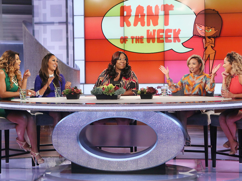 5 Things 'The Real' Ladies Are Ranting About