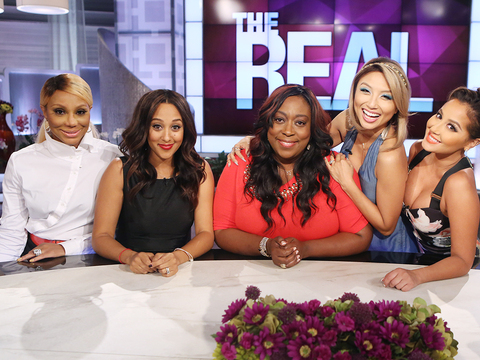 Baggage Check! 'The Real' Ladies Let It Go