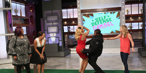 No Time for Distress! Self-Defense Damsel Tips