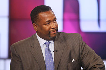 Wendell Pierce Marches to His Own Beat