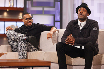 LOL Moments with Duane Martin & Jackie Long