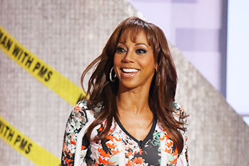 Girl Time with Holly Robinson Peete