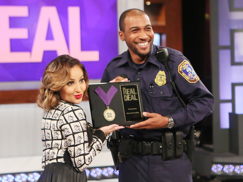 The Real Deal Awards: Marchello the Rapping Police Officer