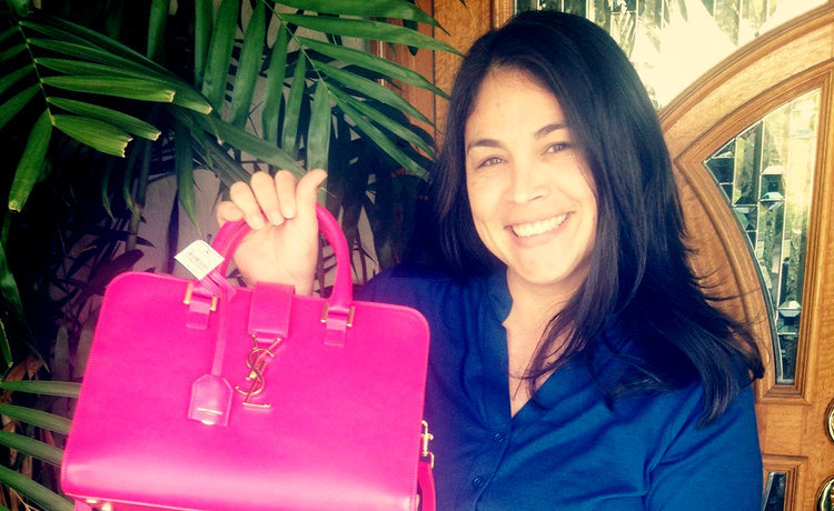 Congratulations to Our YSL 'Gab Bag' Winner!