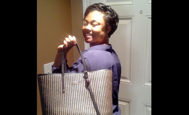 Congratulations to Our Jimmy Choo 'Gab Bag' Winner!