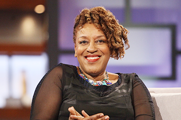 The Party Continues with CCH Pounder