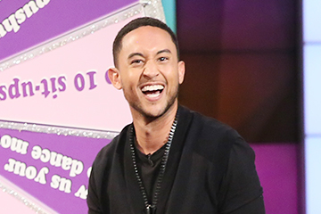 Brotherly Love with Tahj Mowry