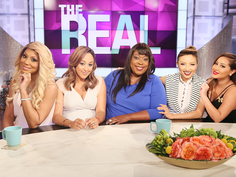 Which 'The Real' Host Are You?