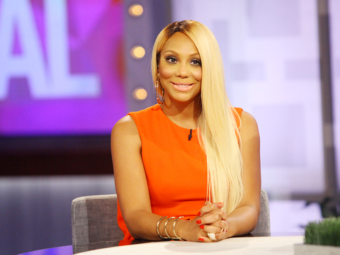 Tamar Shares Touching Story About Her Cross Necklace