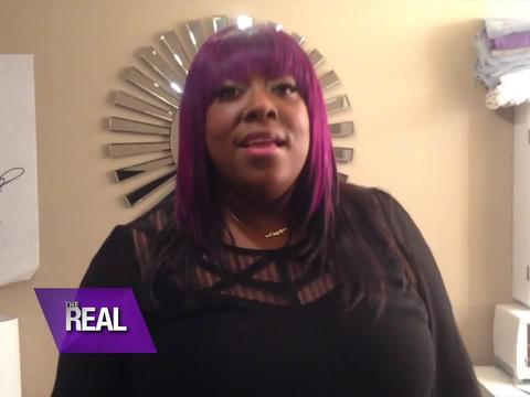 Web Exclusive: Loni Love on Her Favorite 'The Real' Guests