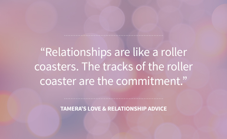 REAL Quotes: Tamera\'s Love & Relationship Advice | TheReal.com