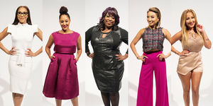 Monday's 'The Real' Style Breakdown'