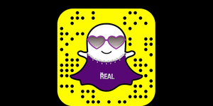 Get REAL with Us on Snapchat!