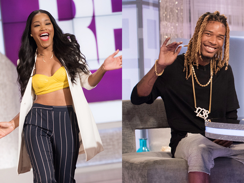 Tuesday on 'The Real': Keke Palmer & Fetty Wap!