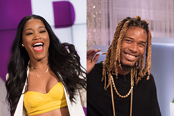 Turned Up with Keke Palmer & Fetty Wap