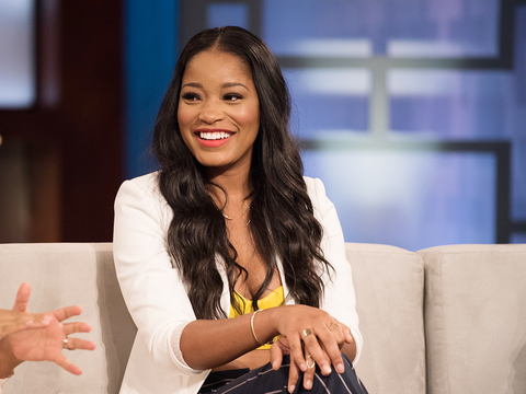 Keke Palmer on Confidence and Loving the Skin She's In