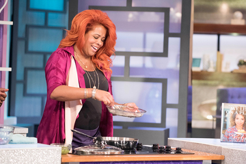 Kelis Spices Things Up