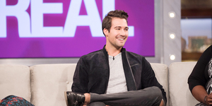 James Maslowâs Perfects His British Accent