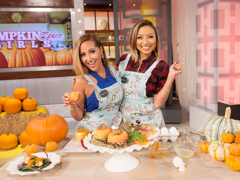 Pumpkin Spice Girl Recipes