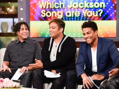 Take the Quiz: Which Jackson Song Are You?
