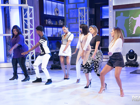 REAL Teaser: 'The Real' Ladies Learn to 'Hit the Quan'