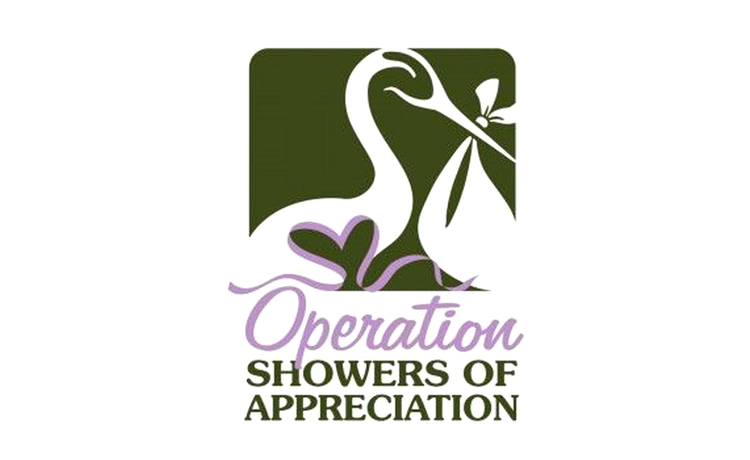 Special Thanks to Operation Showers of Appreciation