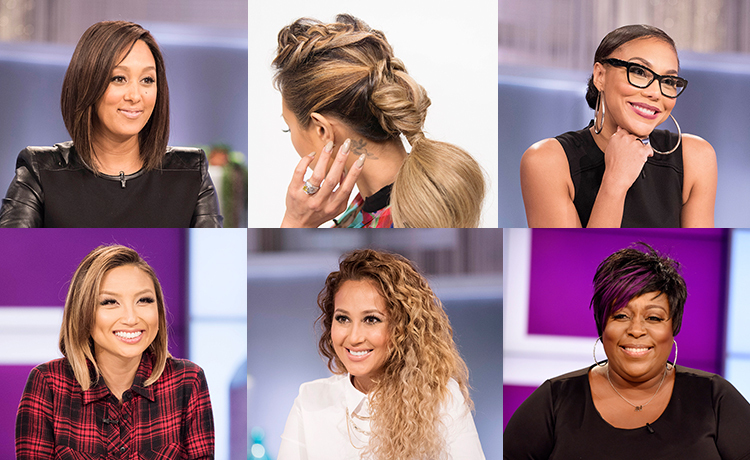 VIEWER'S CHOICE: Vote for Our Hair Looks!