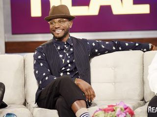 Taye Diggs Is in the House!