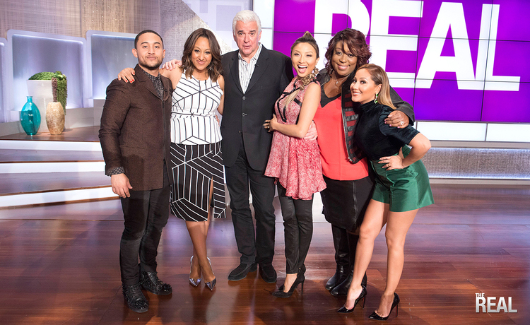 Guest Co-Host Tahj Mowry, Actor John O'Hurley!