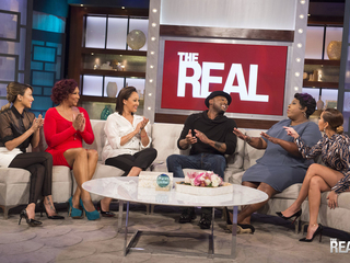 Chattin' It Up with Omar Epps, & Co-Host Traci Braxton