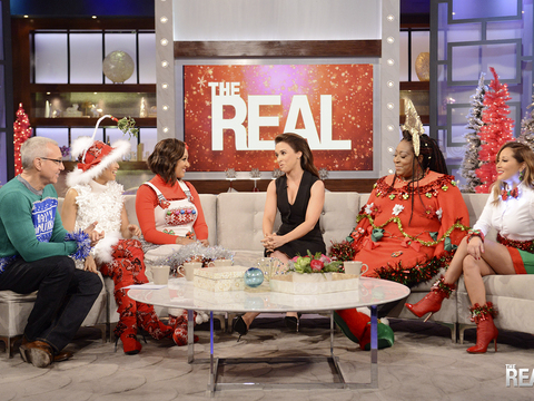 Monday: Dr. Drew, Lacey Chabert, & Our Ugly Sweater Contest!