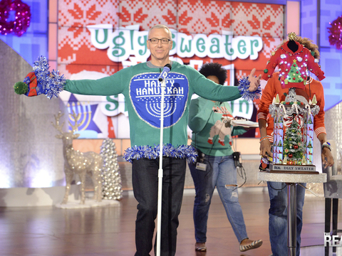 REAL Teaser: 'The Real' Ugly Sweater Contest