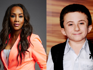 Vivica A. Fox Co-Hosts, Atticus Shaffer Stops By