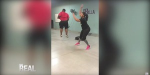 Watch James & Tiffany's Workout Session