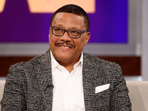 Thursday on 'The Real' — Keeping It REAL with Judge Mathis