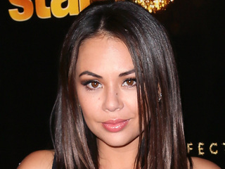 Janel Parrish Is in the House!