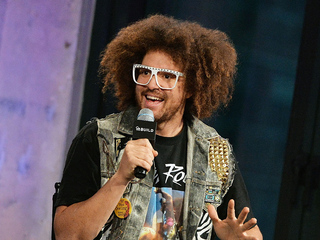 Party Rockin' with Redfoo!