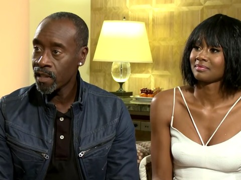 Web Exclusive: Don Cheadle Says 'Miles Ahead' Isn't Your Standard Biopic