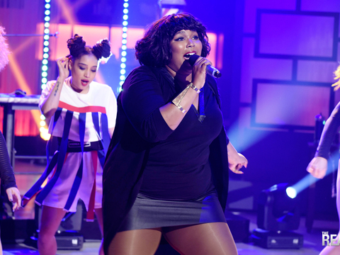 REAL Teaser: Lizzo Performs 'Good as Hell'