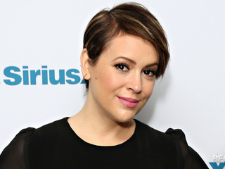 Keeping It REAL with Alyssa Milano