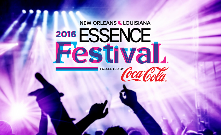 See Us Live at #ESSENCEFest!