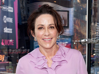 Patricia Heaton Is in the House!