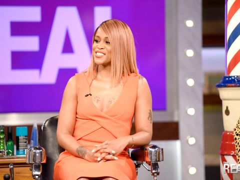 Eve Talks 'Barbershop: The Next Cut'