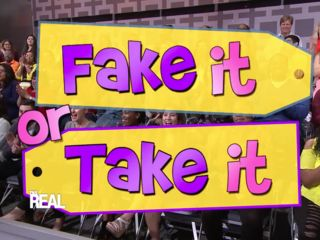 Fake It or Take It Is Back!