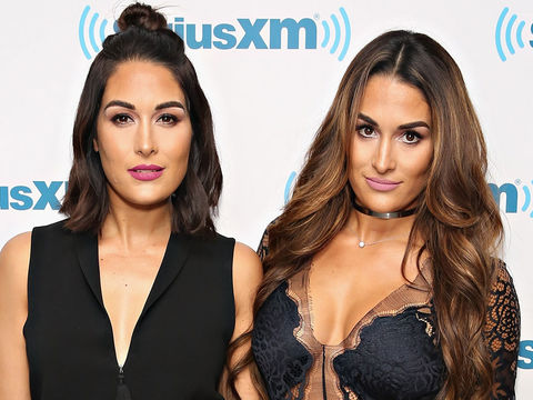 The Bella Twins Are Here!