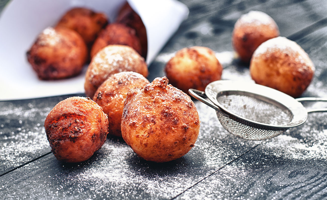 Fried Cola Balls